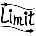 Limit 矢印スタンプ
