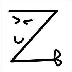 画像1: かおファベットz3