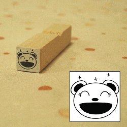 画像1: 笑い くまたんスタンプ