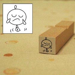 画像1: 泣き てるぼ〜スタンプ