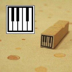 画像1: ピアノ けんばんスタンプ