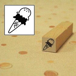 画像1: ダブル アイスクリームスタンプ