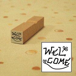 画像1: WELCOMEスタンプ