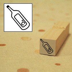 画像1: 体温計スタンプ