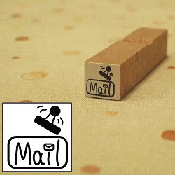 画像1: はんこ Mail(メール)スタンプ