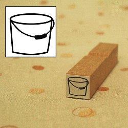 画像1: バケツスタンプ