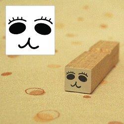 画像1: 表情 にこっスタンプ