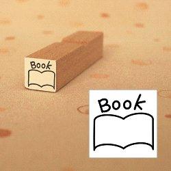 画像1: BOOKスタンプ