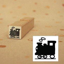 画像1: 汽車スタンプ