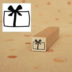 画像1: プレゼント ラッピング1スタンプ