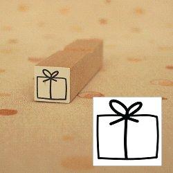 画像1: プレゼント ラッピング2スタンプ
