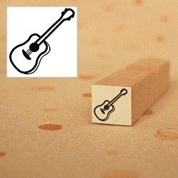 画像1: アコースティックギタースタンプ