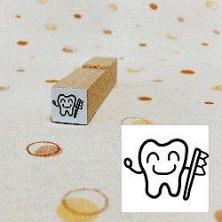 画像1: 歯ピカくんスタンプ