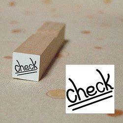 画像1: Checkスタンプ