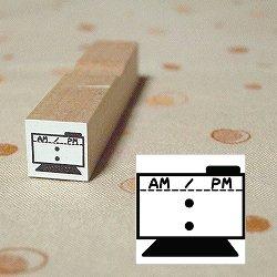 画像1: 書き込みデジタルクロック