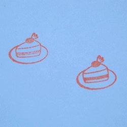 画像2: ショートケーキスタンプ