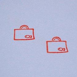 画像2: 幼稚園バッグ さかなちゃんスタンプ