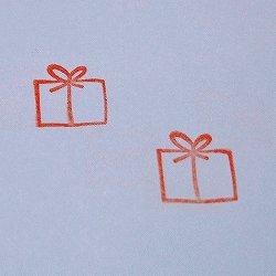 画像2: プレゼント ラッピング2スタンプ