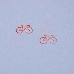 画像2: ロード 自転車スタンプ