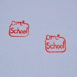 画像2: pmハート Schoolスタンプ