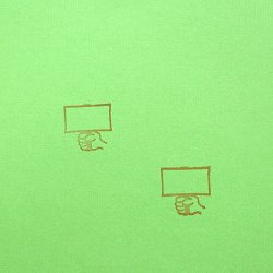 画像2: 書き込みパネルスタンプ