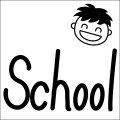 ボク Schoolスタンプ