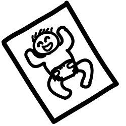 画像1: 赤ちゃん おむつ替え